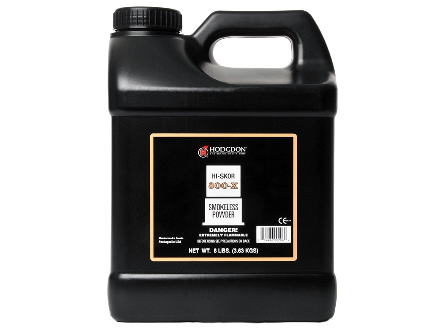Hodgdon Hi-Skor 800-X Smokeless Powder