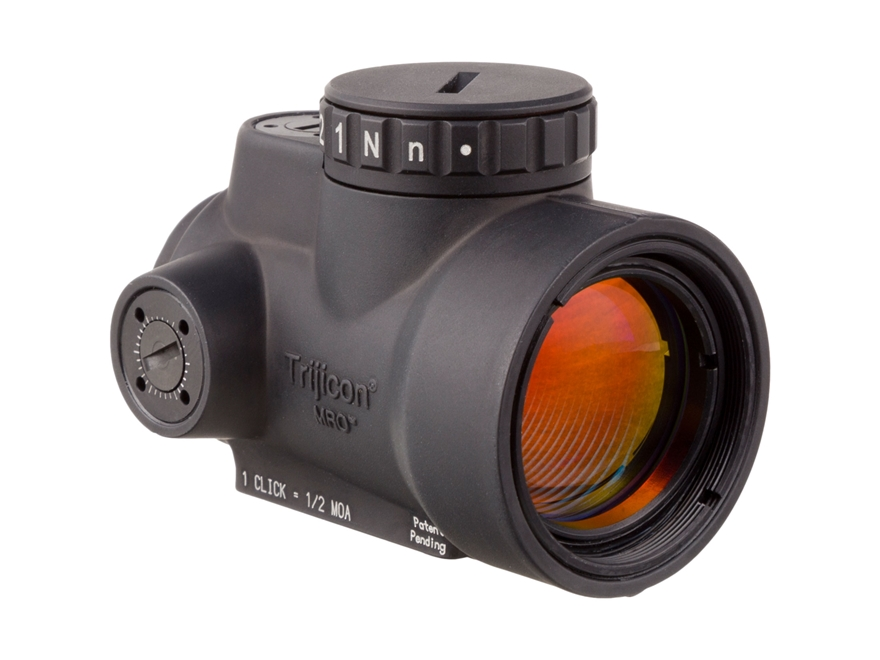 Trijicon MRO Red Dot Sight 2.0 MOA Matte