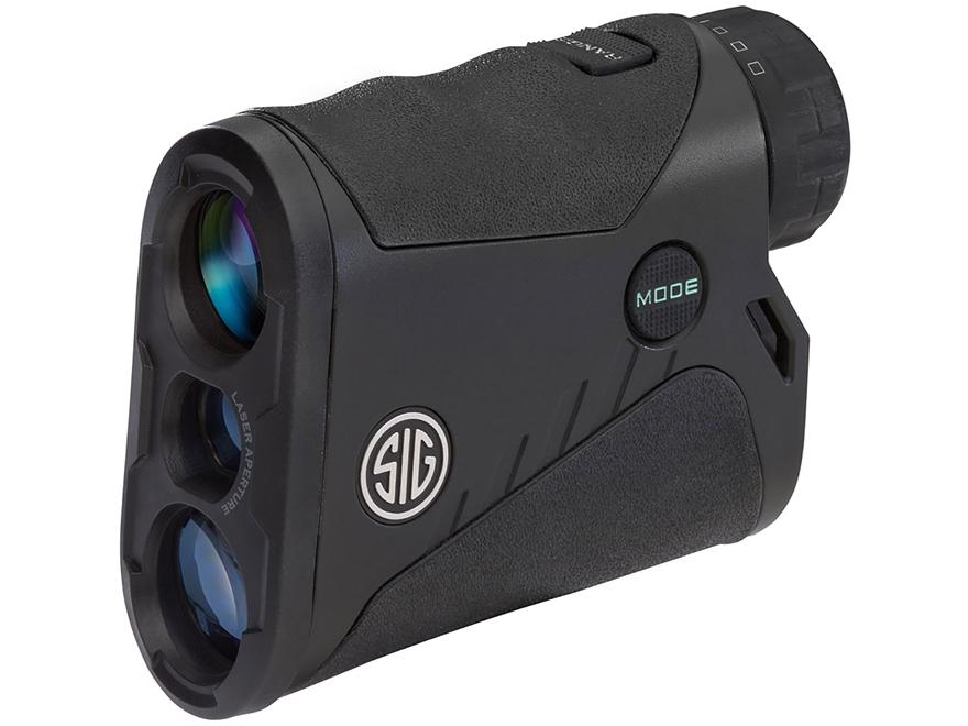 Sig Sauer KILO850 Laser Rangefinder 4x 20mm Black