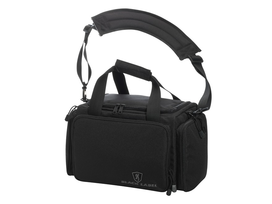 Browning Black Label Alfa Range Bag Polyester Black