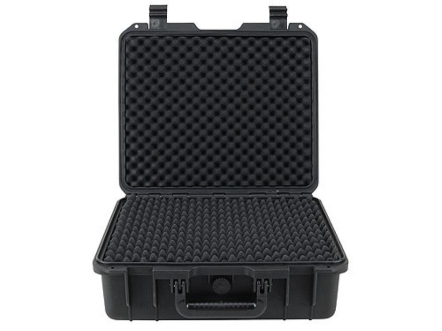 """CED Waterproof Pistol Case 17"""" Black"""