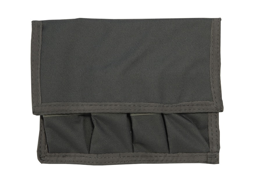 California Competition Works 4 Pistol Magazine Storage Pouch Nylon