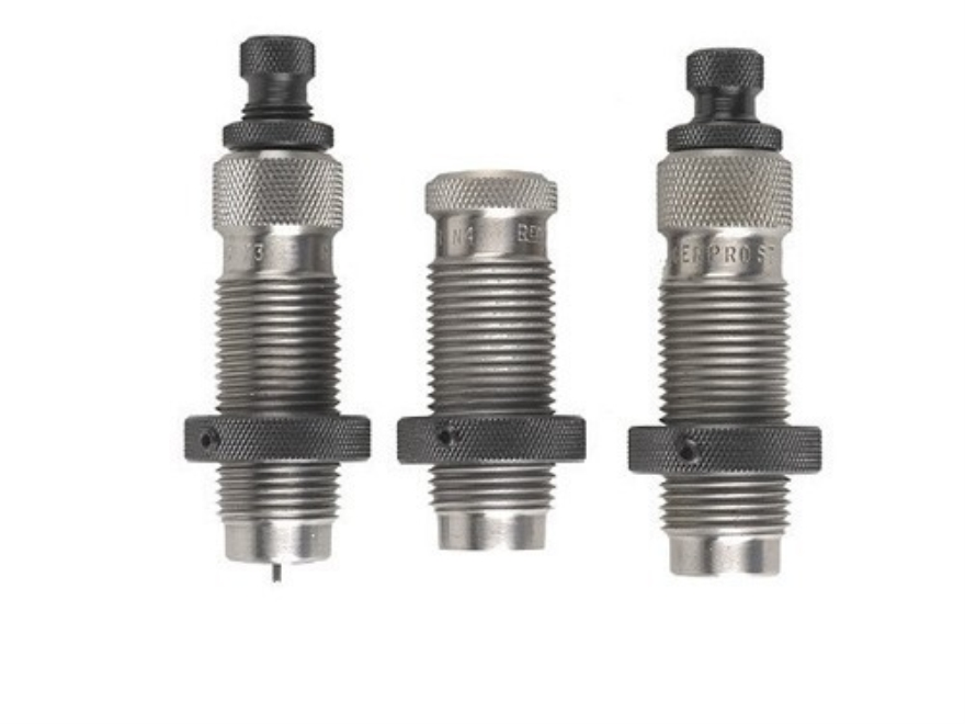 Redding Pro Series Carbide 3-Die Set 32 S&W Long, 32 H&R Magnum