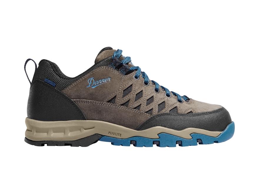 "Danner TrailTrek Light 3"" Waterproof Hiking Shoes Leather/Nylon Men's"