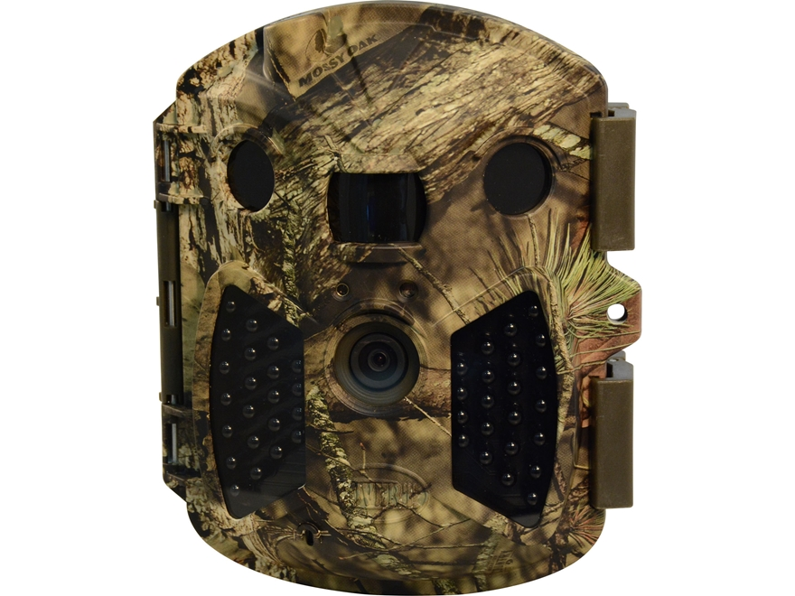 Covert Outlook Black Flash Infrared Digital Game Camera 12 Megapixel with Viewing Scree...