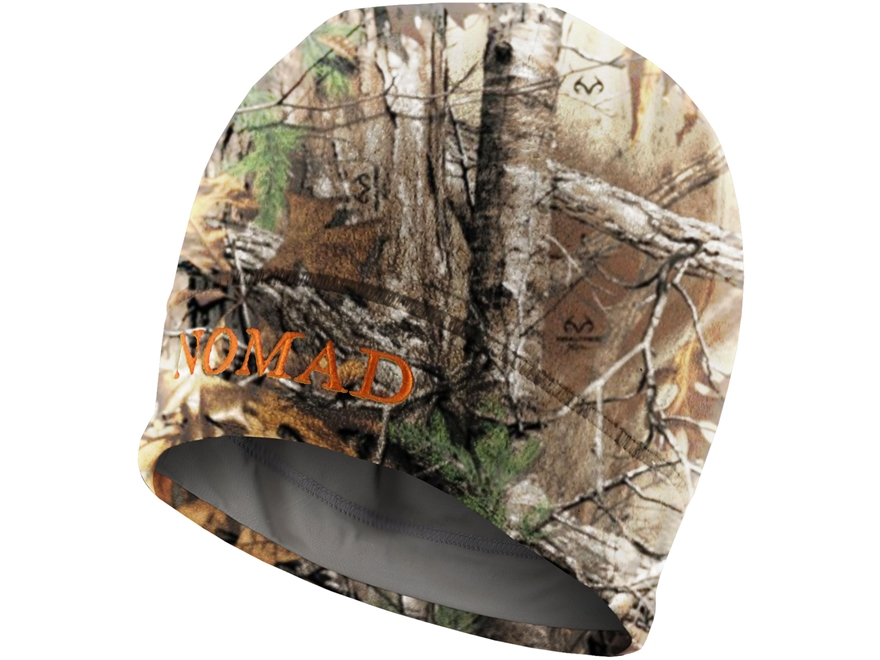Nomad Camo Beanie Polyester