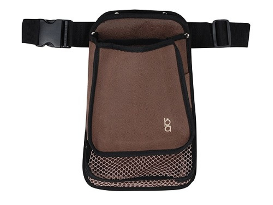 bob allen classic superior shotgun shell pouch hull bag