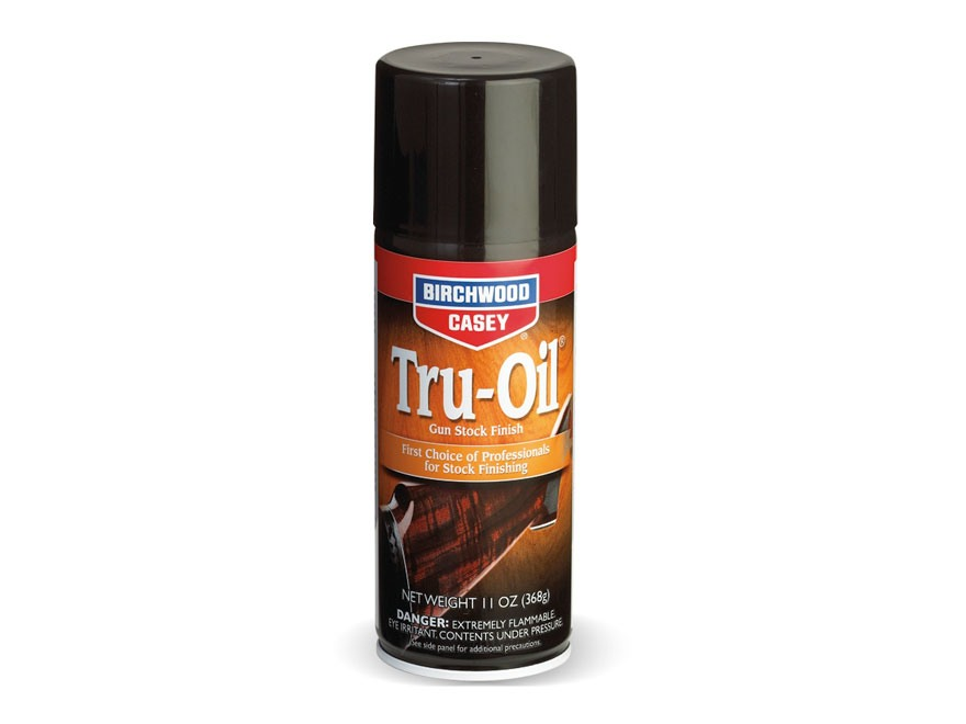 Birchwood Casey Tru-Oil Stock Finish 11 oz Aerosol