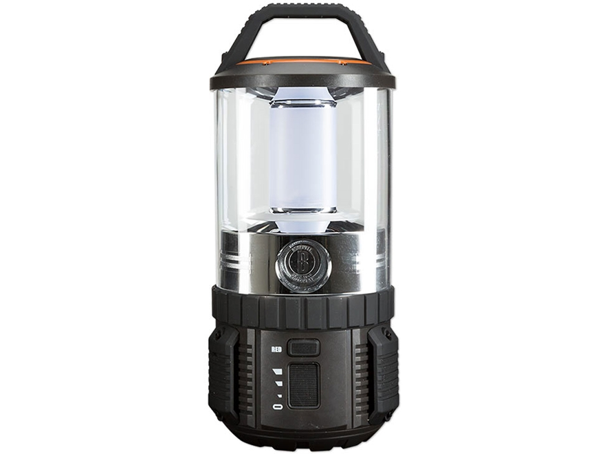 Bushnell Rubicon A350L Lantern LED Requires 4 D Batteries Polymer Black
