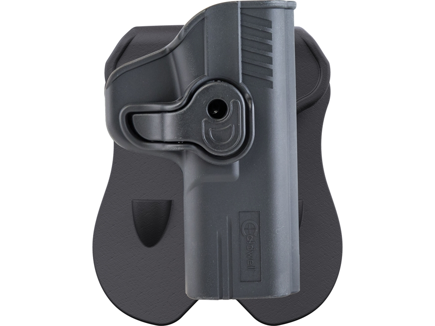 Caldwell Tac Ops Paddle Holster Right Hand S&W Bodyguard 380 Polymer Black