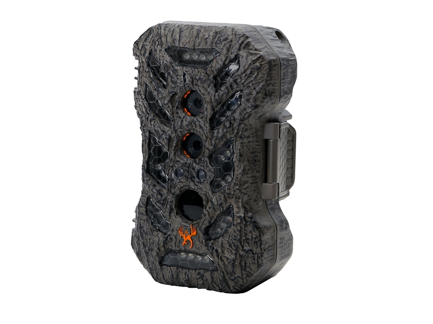 Wildgame Innovations Silent Crush Cam 20 Infrared Game Camera 20 Megapixel TRU Bark Camo