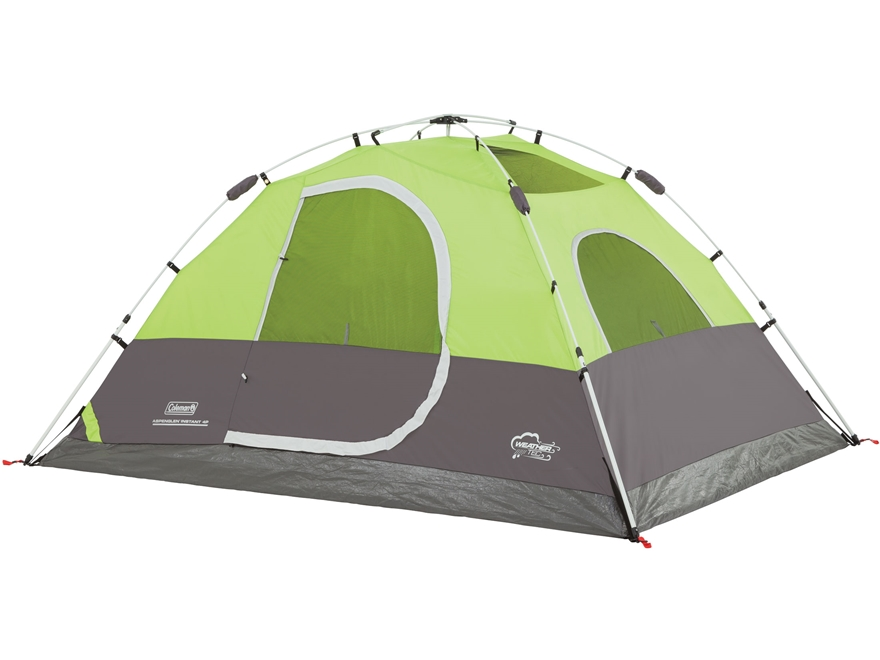 Coleman Aspenglen 4 Man Instant Dome Tent 108 x 84 x62  Polyester Black  sc 1 st  MidwayUSA & Coleman Aspenglen 4 Man Instant Dome Tent 108x 84x62 - MPN: 2000018244