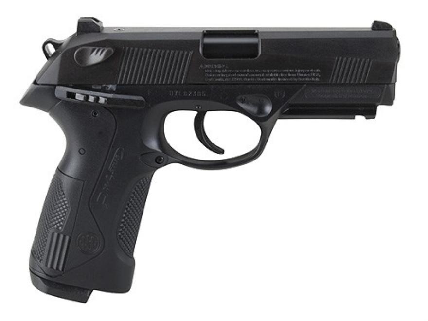 Beretta PX4 Storm Blowback CO2 Air Pistol 177 Caliber BB and Pellet Black