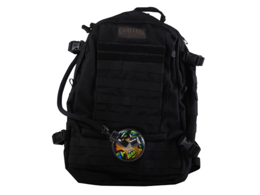CamelBak Motherlode Backpack with 100 oz Hydration System Nylon Black