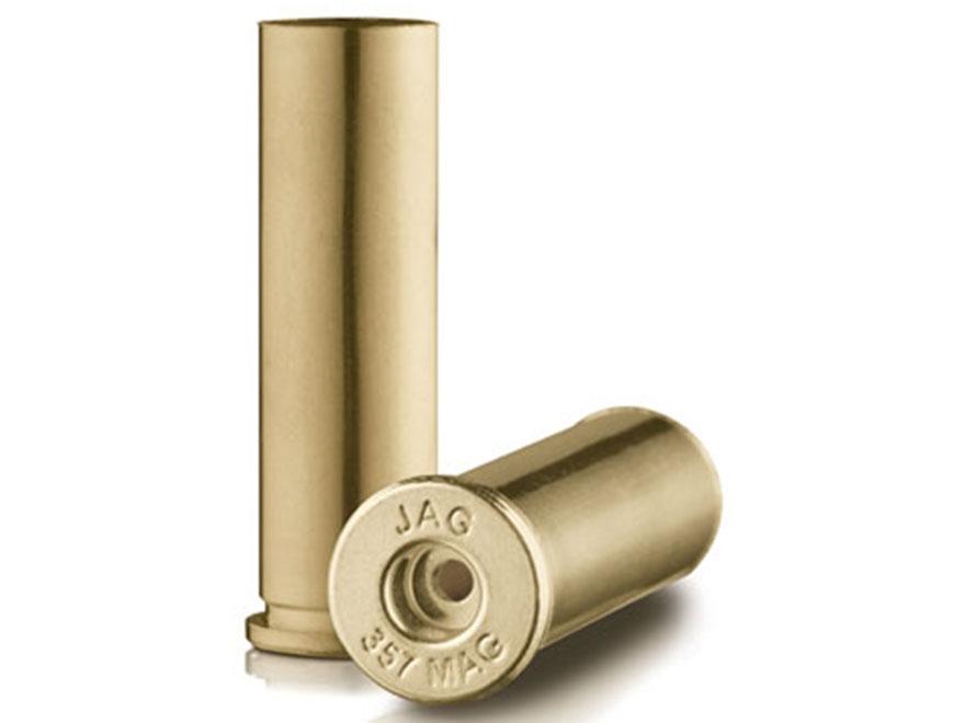 Jagemann Reloading Brass 357 Magnum Bag of 100
