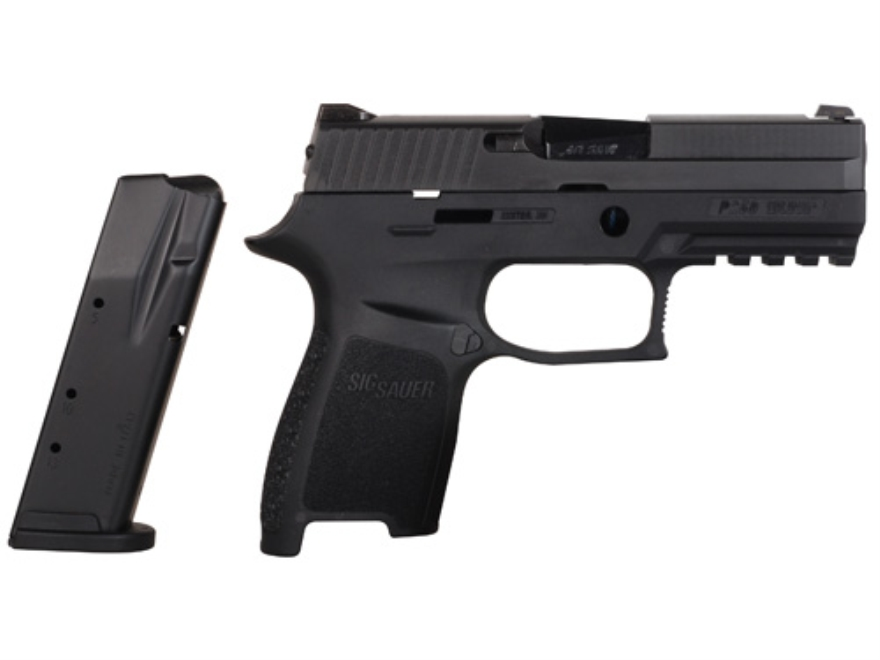 Sig Sauer P250 Caliber X-Change Kit Sig Sauer P250 Compact 40 S&W with 13-Round Magazine