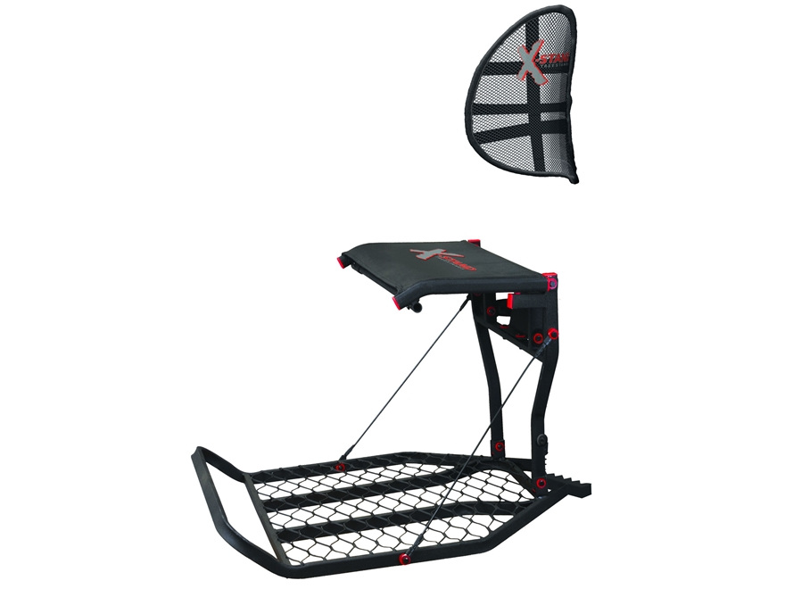 X-Stands The Paragon Hang On Treestand Aluminum