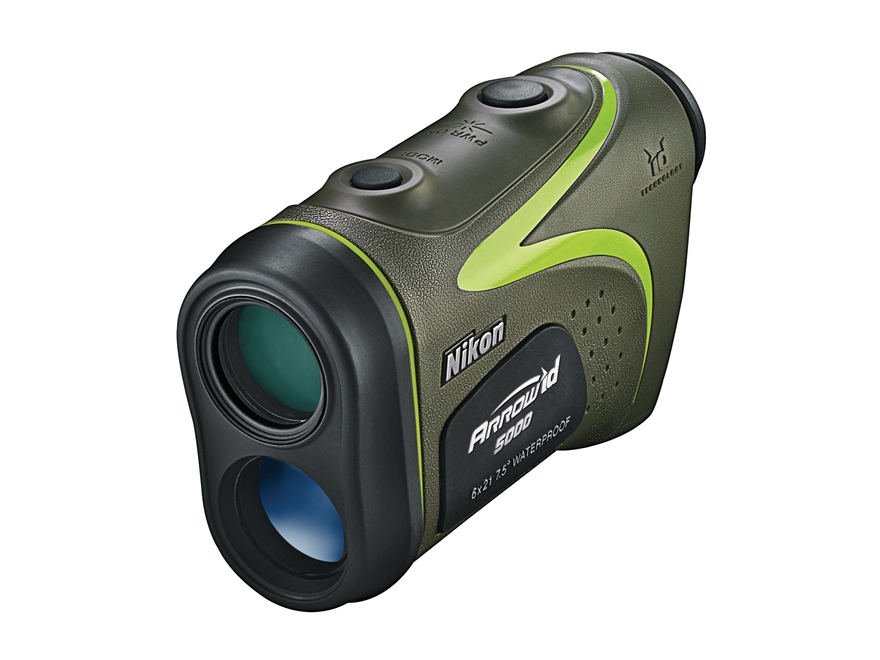 Nikon Arrow ID 5000 Laser Rangefinder Green