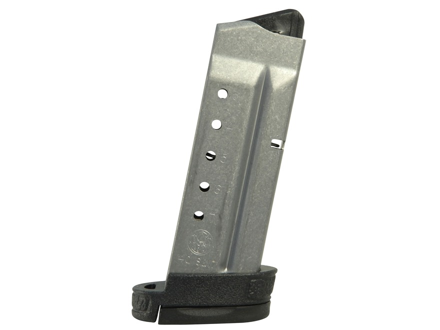 Smith & Wesson Magazine S&W M&P Shield 40 S&W Stainless Steel