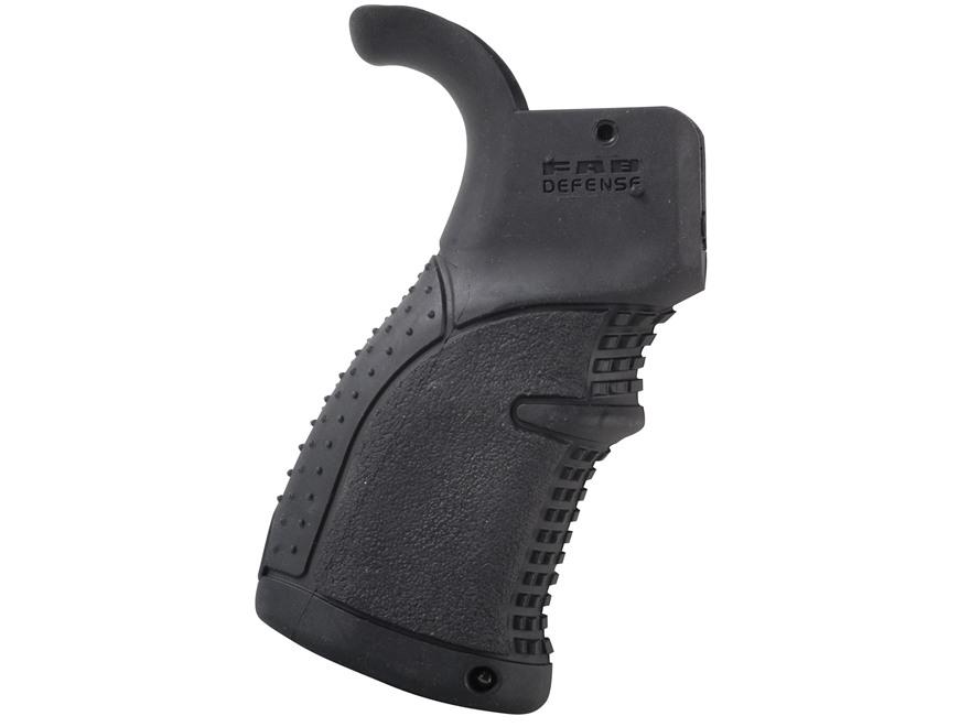 FAB Defense Pistol Grip AR-15 Rubberized Polymer