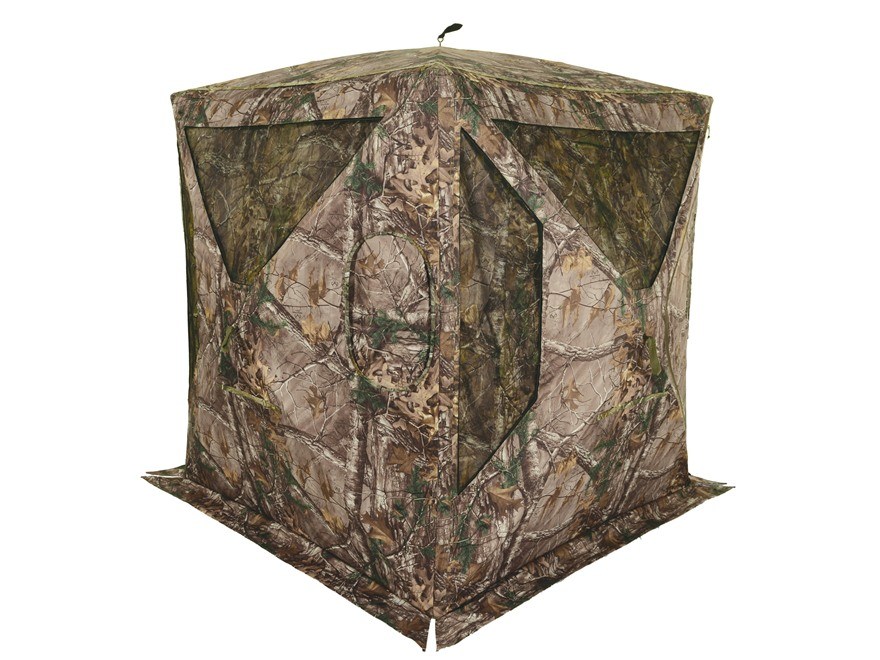 "Browning Phantom Ground Blind 59"" x 59"" x 70"" Polyester Realtree Xtra Camo"