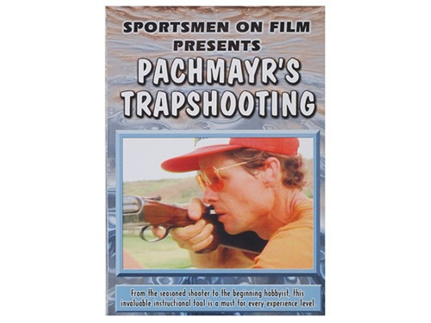 "Sportsmen On Film Video ""Pachmayr's Trapshooting"" DVD"