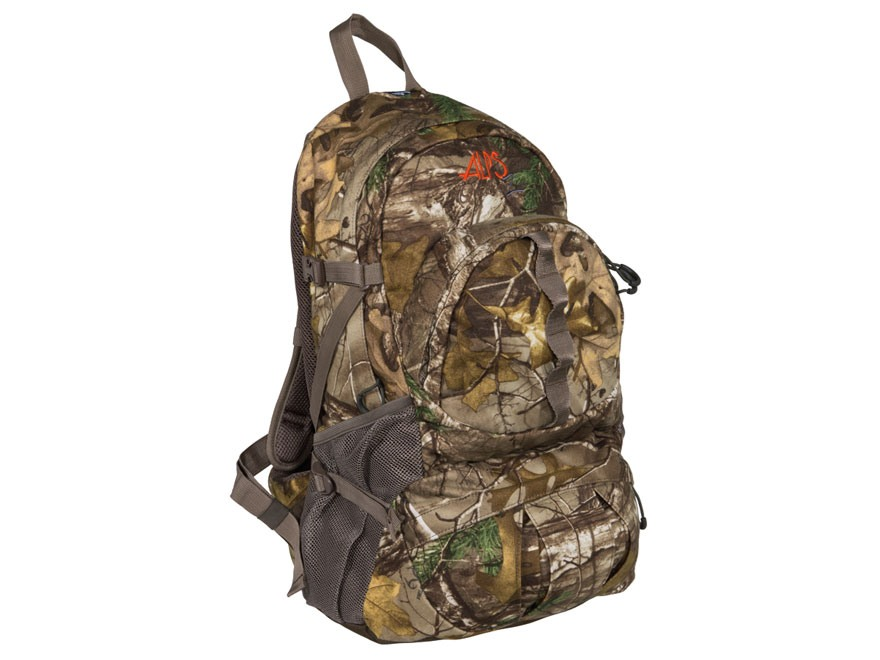 ALPS Outdoorz Dark Timber Backpack Polyester Mossy Oak Break-Up Infinity Camo