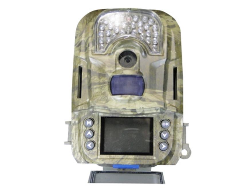 UWAY NightXplorer NX80HD Infared Game Camera 8.0 Megpixel with Viewing Screen HCO Stem ...