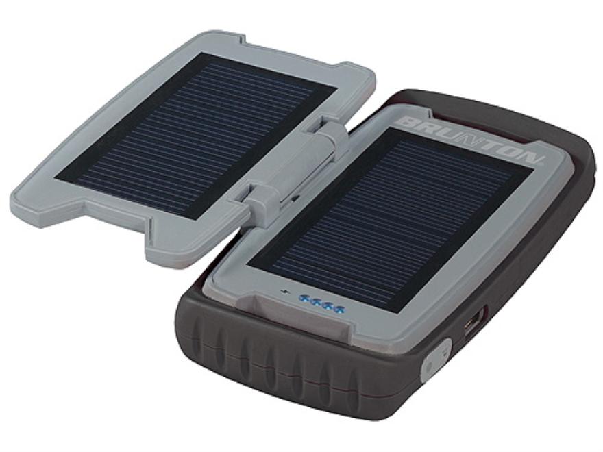 Brunton Restore Twin Solar Panel Portable Power Device