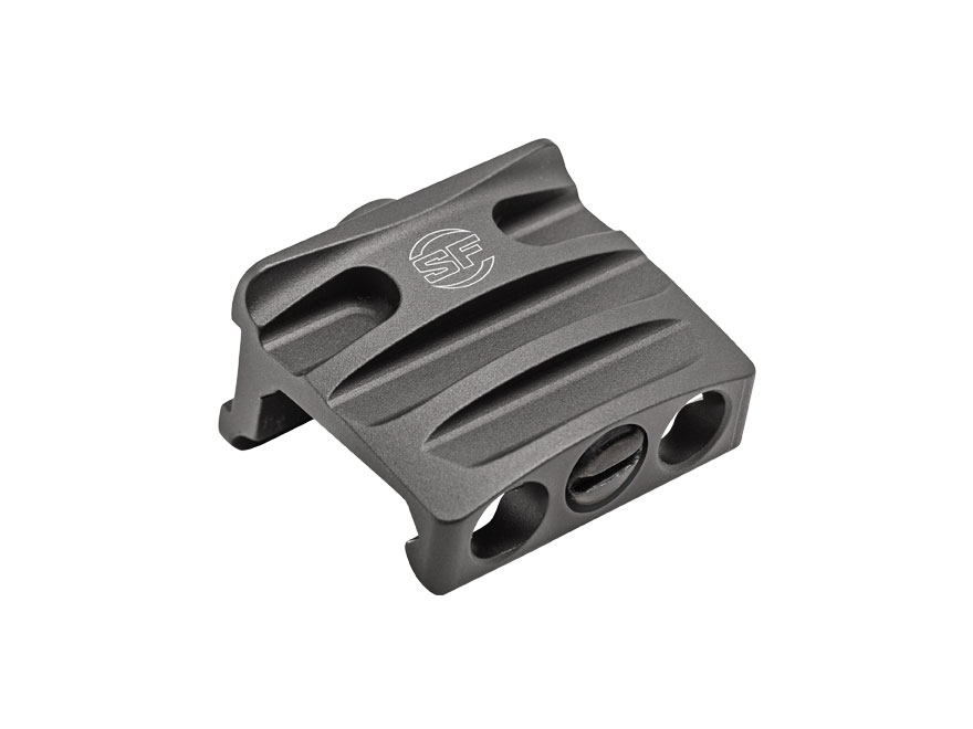 Surefire 45 Degree Off-Set Rail Mount for M300 OR M600 Scout Lights Aluminum Black