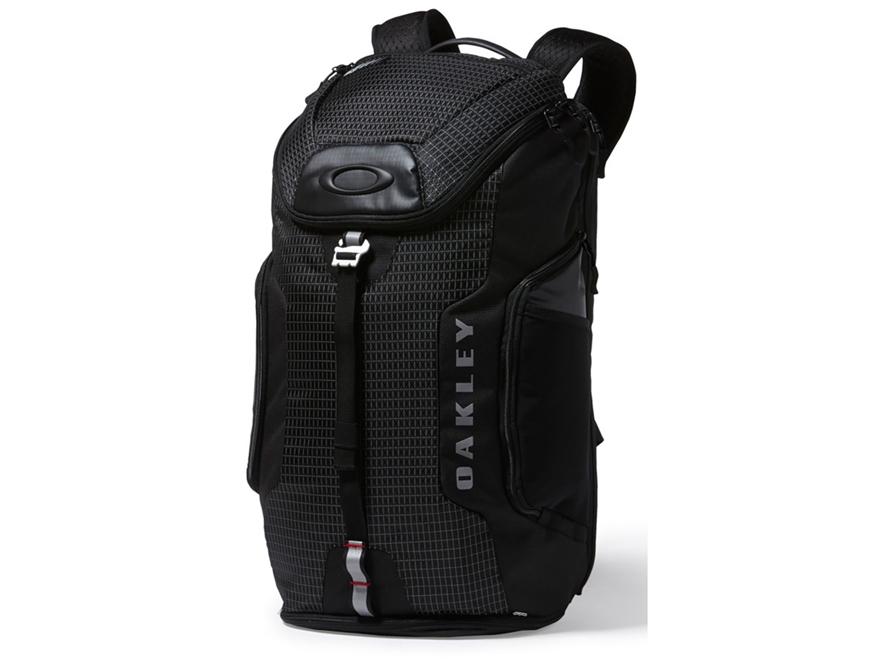 Oakley Link Backpack Polyester Jet Black