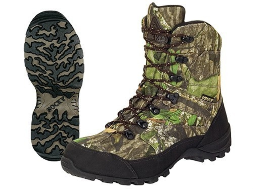 Rocky Bobcat 8 Waterproof Uninsulated Hunting Boots - MPN: 7314-12D