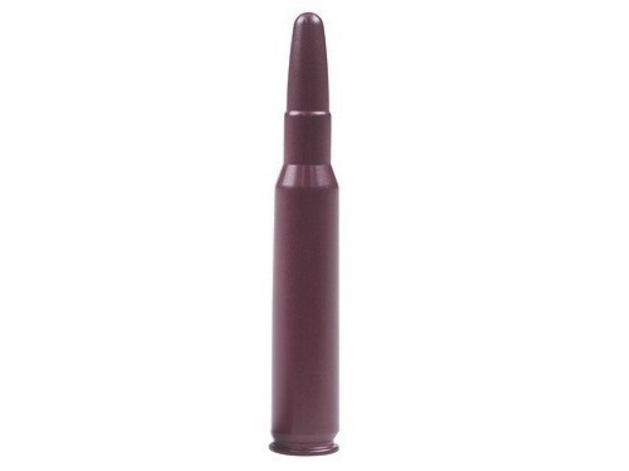 A-ZOOM Action Proving Dummy Round, Snap Cap 7x57mm Mauser (7mm Mauser) Aluminum Pack of 2