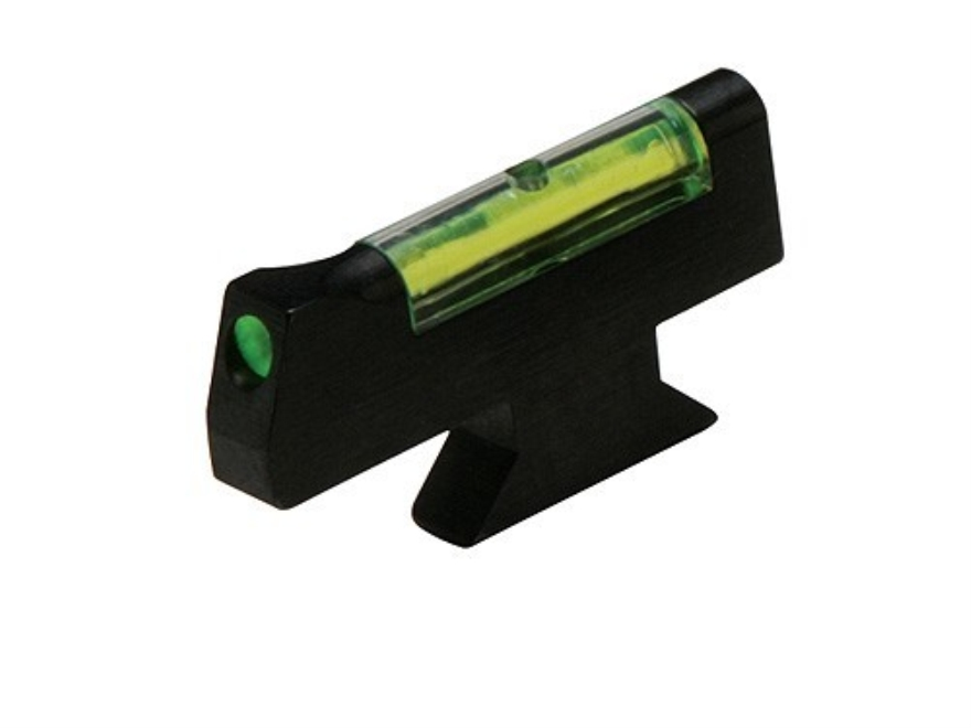 """HIVIZ Front Sight for S&W Revolver with Interchangeable Front Sight .250"""" Height Steel ..."""