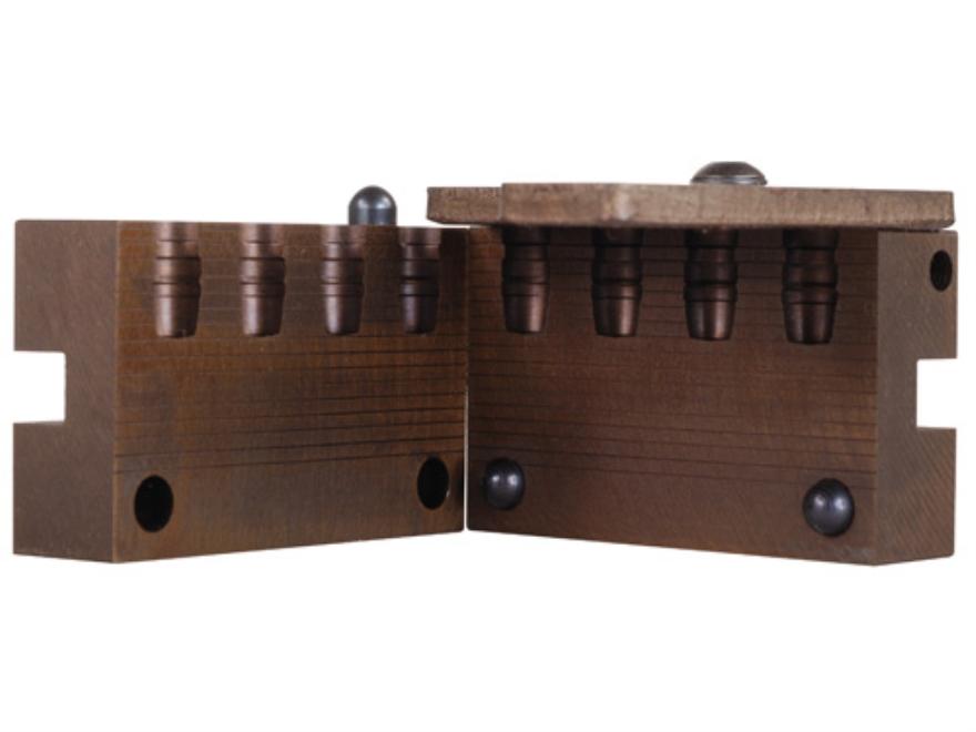 Saeco 4-Cavity Bullet Mold #325 32 Caliber (313 Diameter) 95 Grain Semi-Wadcutter