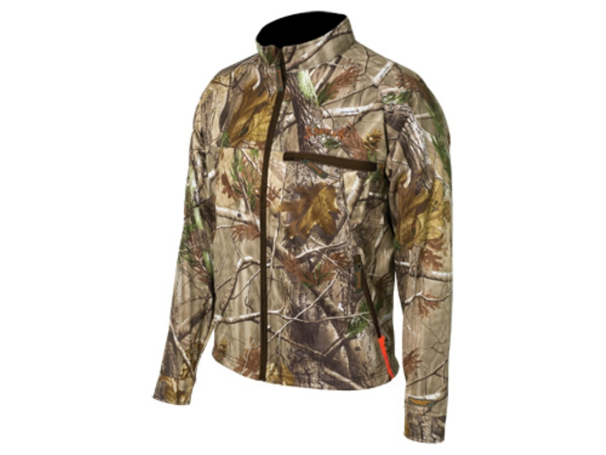 Scent-Lok Men's Savanna Vigilante Jacket Polyester Realtree AP Camo XL 46-48