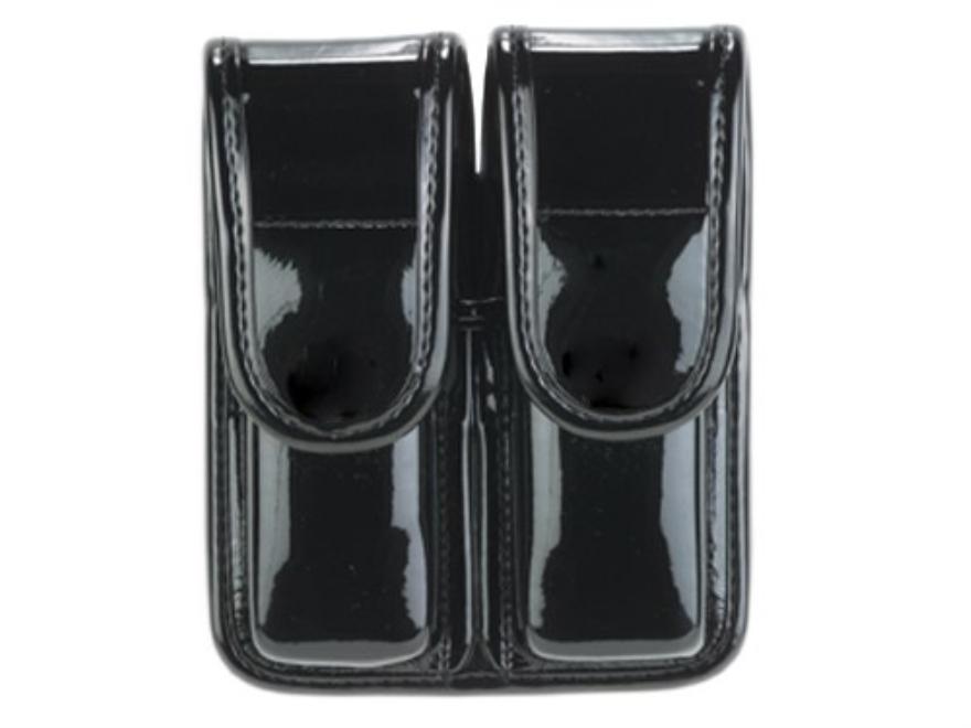 Bianchi 7902 AccuMold Elite Double Magazine Pouch Double Stack 45 ACP Hidden Snap Trila...