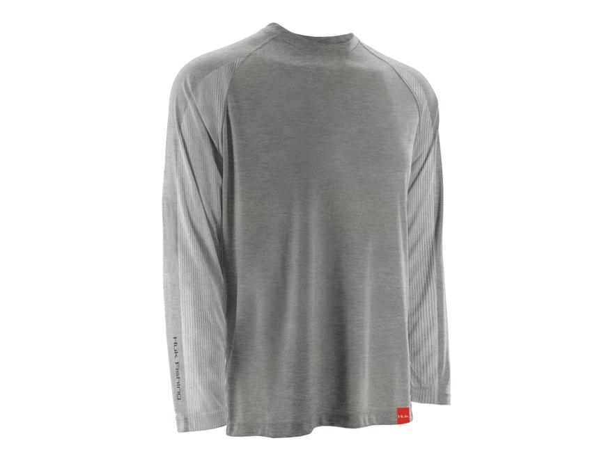 Huk Men's Next Level Performance Shirt Long Sleeve Polyester