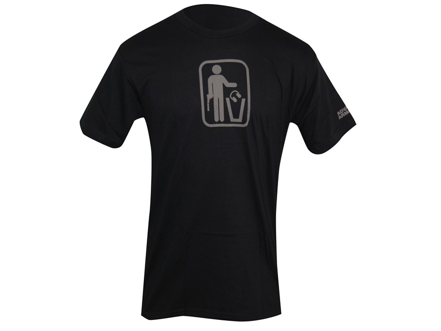 Advanced Armament Co (AAC) Trash Man T-Shirt Short Sleeve Cotton Black XL