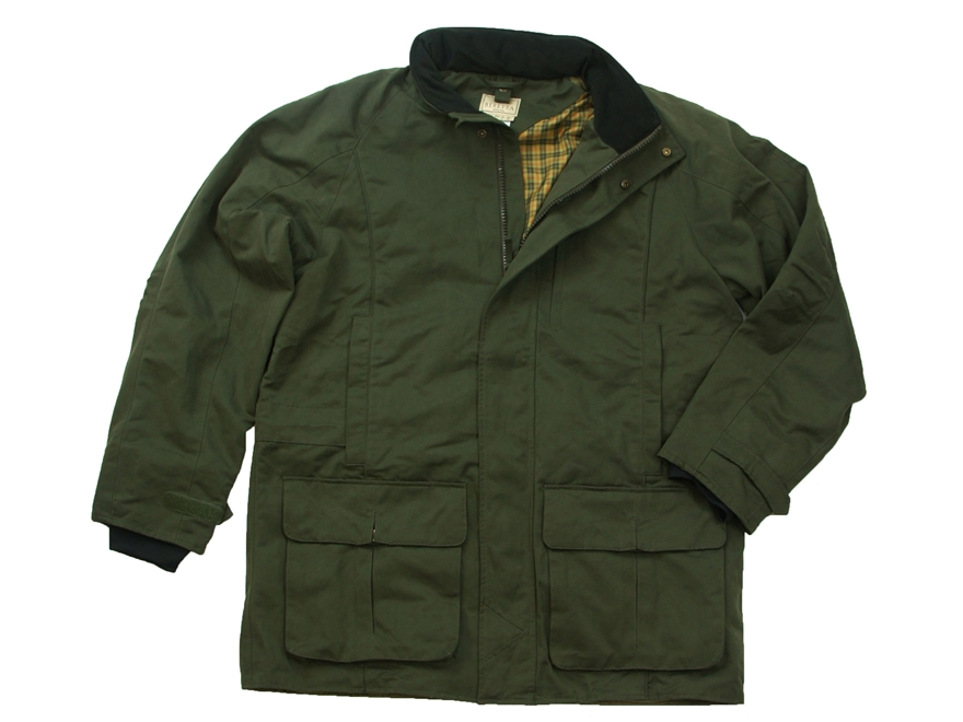 Beretta Men's Silver Pigeon Waterproof Jacket Synthetic Blend