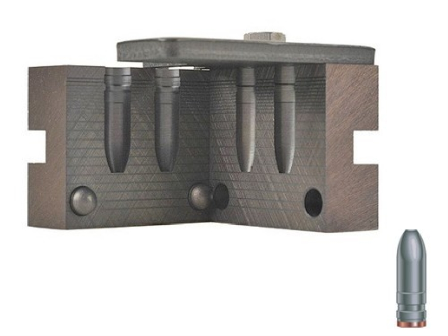 RCBS 2-Cavity Bullet Mold 308-165-SIL 308 Caliber (309 Diameter) 165 Grain Silhouette G...