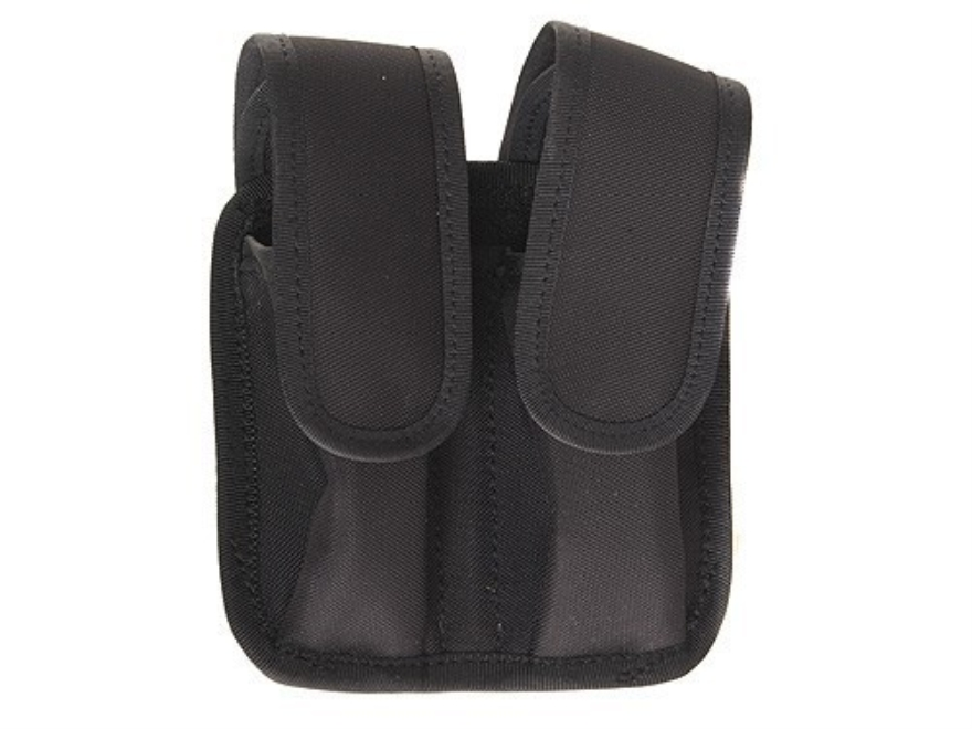 Bianchi 4620A Tuxedo Double Magazine Pouch Browning Hi-Power, Ruger P89, Sig Sauer P228...