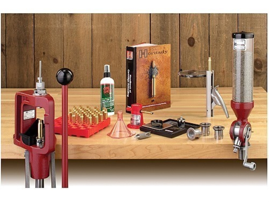 Hornady Lock-N-Load Classic Single Stage Press Kit with One Shot Non-Hazardous Case Lub...