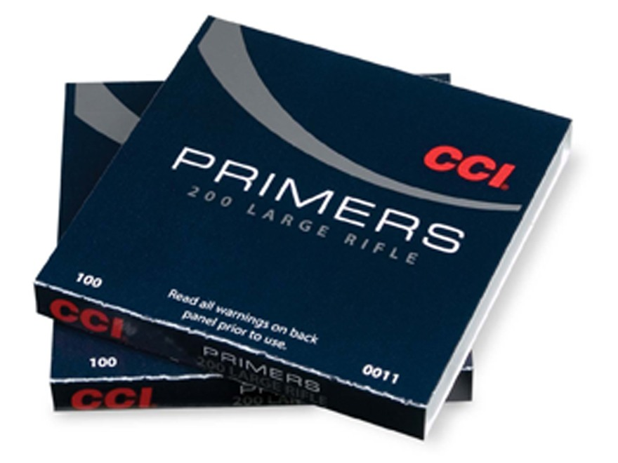 CCI 200 Large Rifle Primers