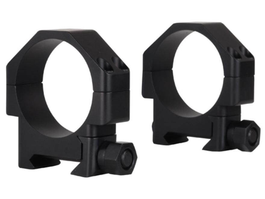 "TPS 35mm TSR ""W-SL"" Weaver-Style Aluminum Rings Matte Super Low"