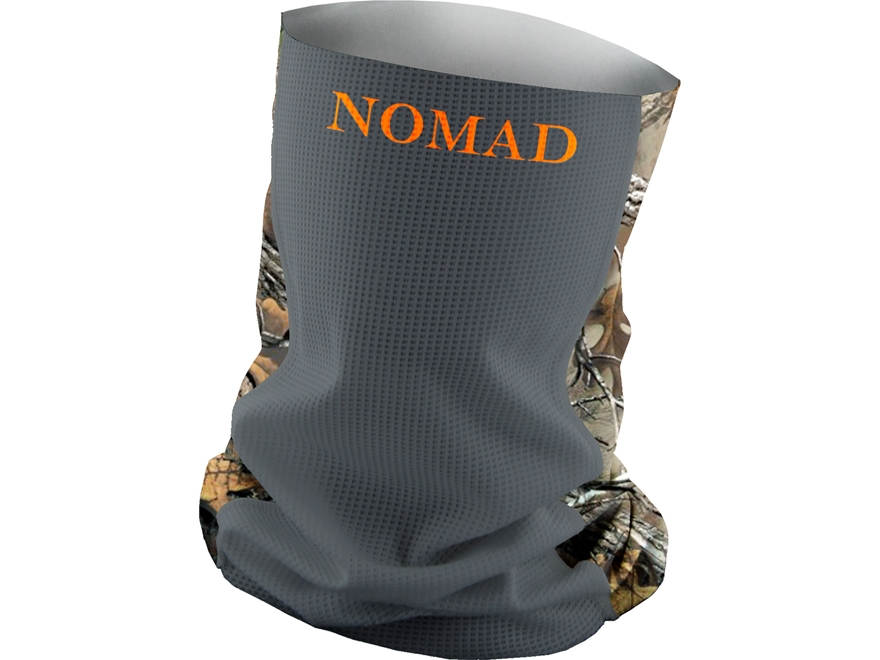 NOMAD Camo Poly Neck Gaiter Polyester