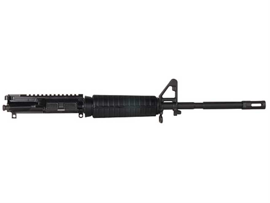 "Bushmaster AR-15 A3 Flat-Top Upper Assembly 7.62x39mm 1 in 10"" Twist 16"" Barrel Chrome ..."