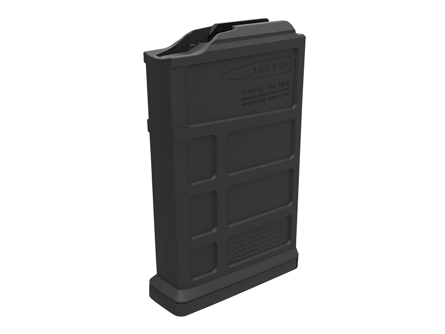 Magpul PMAG AC Magazine AICS Short Action 308 Winchester Polymer Black