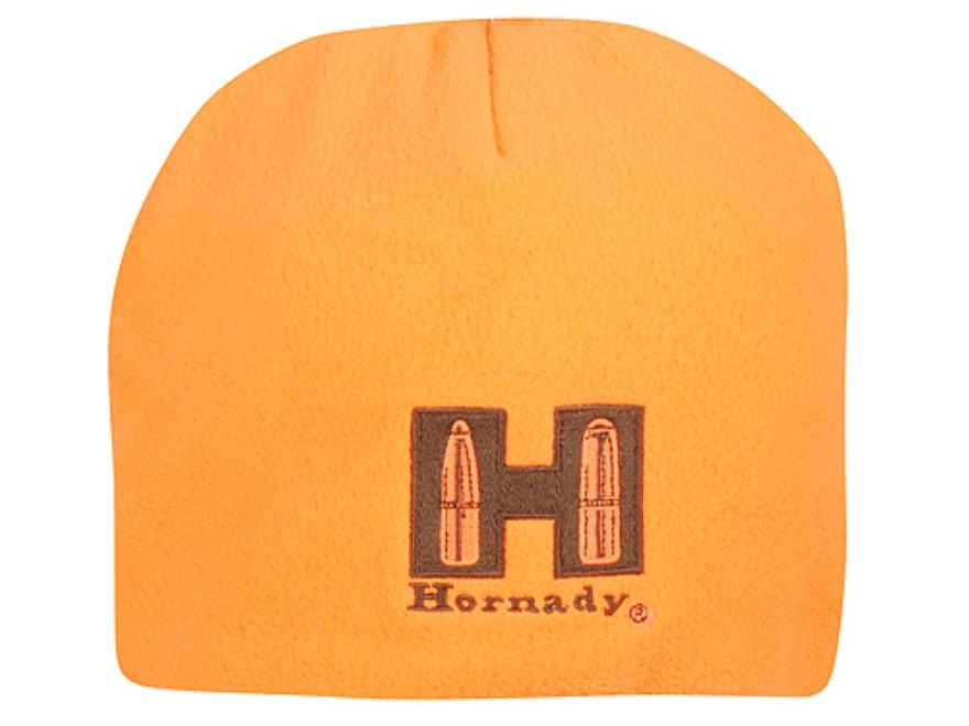Hornady Beanie Fleece Orange