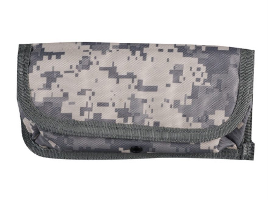 Voodoo Tactical 20 Round Shooters Pouch for Premium Deluxe Sniper Shooter's Mat and Dra...